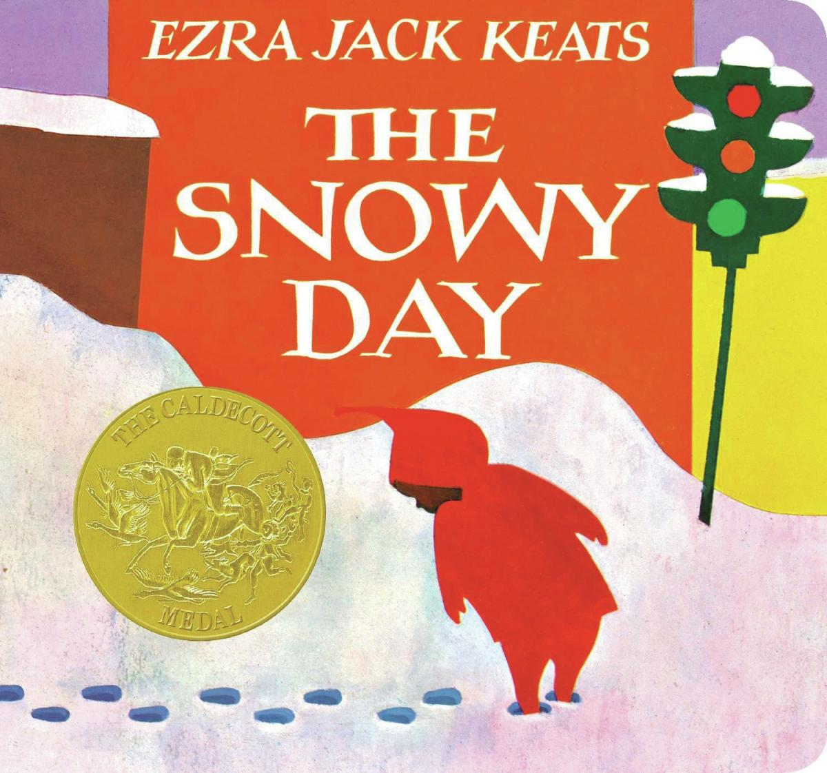 Ezra Jack Keats' 1962 classic The Snowy Day has been checked out more times than any other book in the history of the New York Public Library.