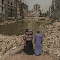 """Rahela Begum lost her son at the 2013 Rana Plaza garment factory collapse: """"Whenever I go in front of Rana Plaza, I feel like my son will come back suddenly. My elder son told me to change our house but I denied him. I told him this house is attached with"""