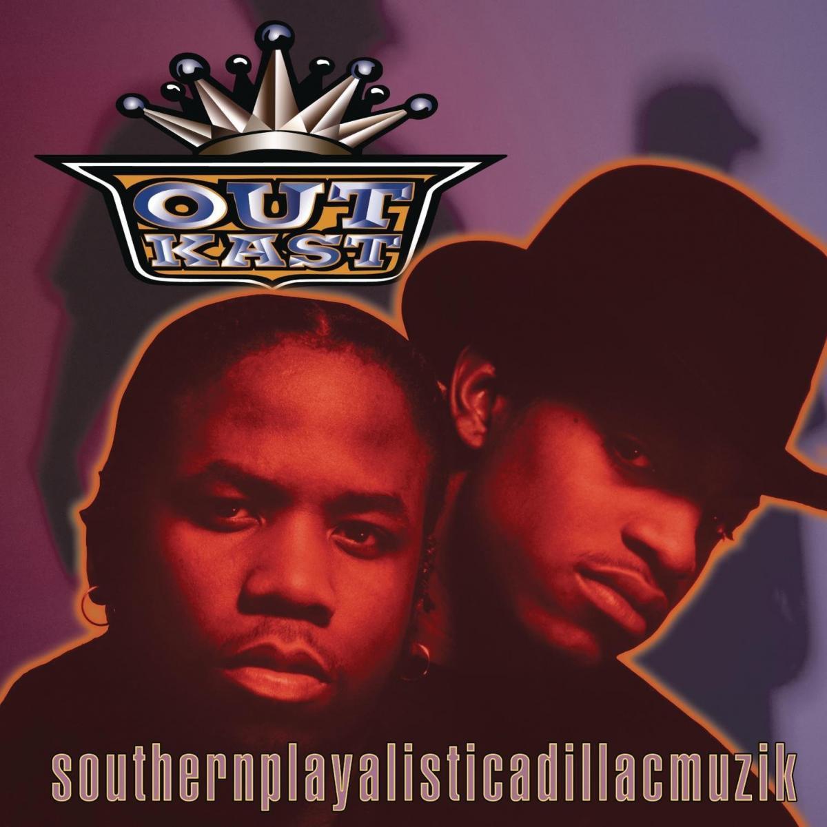 outkast, southernplayalisticadillacmuzik