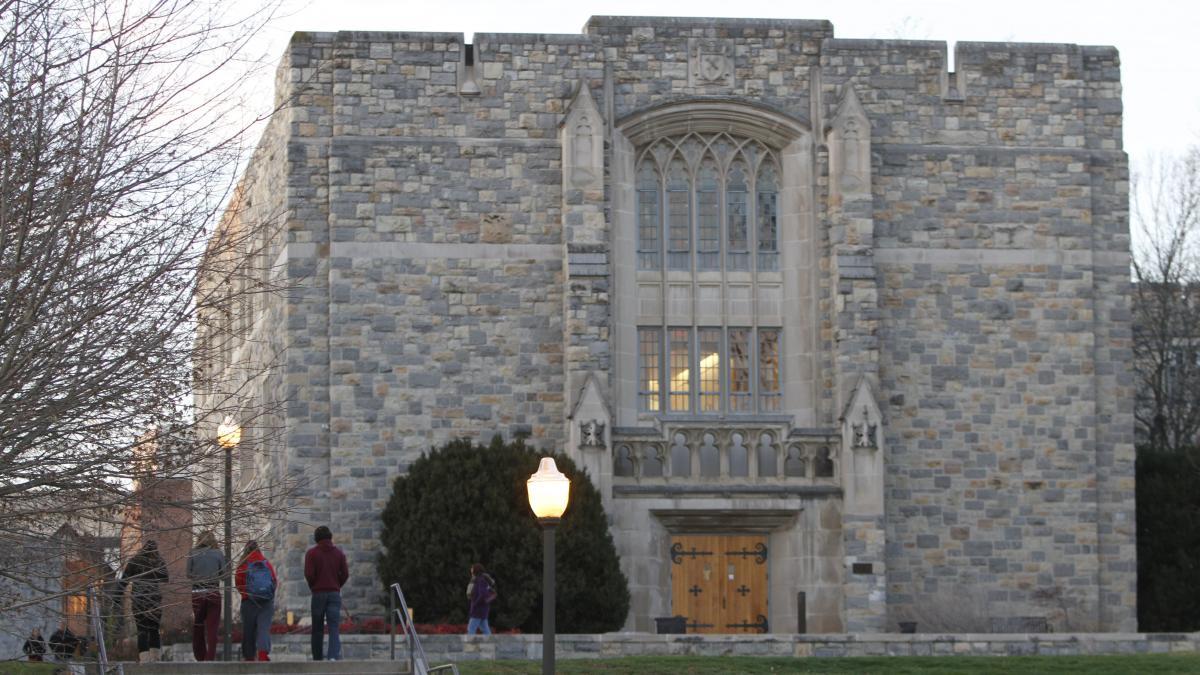 Norris Hall was one of the sites of the 2007 Virginia Tech shootings in Blacksburg, Va.