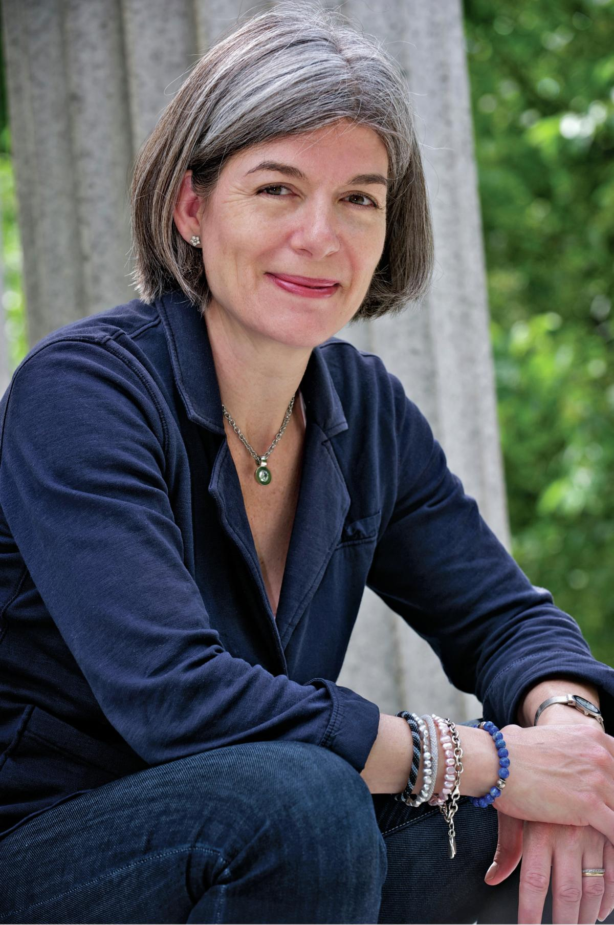 Claire Messud is also the author of  When the World Was Steady, The Hunters, The Last Life and The Emperor's Children.