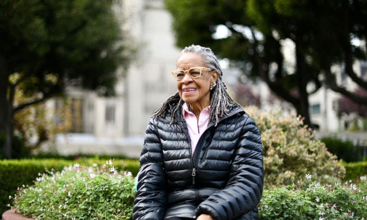 """""""All I have to do is turn on my iPhone or my iPad or my computer, and there is a new subject for me to learn,"""" says Sukari Addison, explaining her strategy for surviving social isolation."""