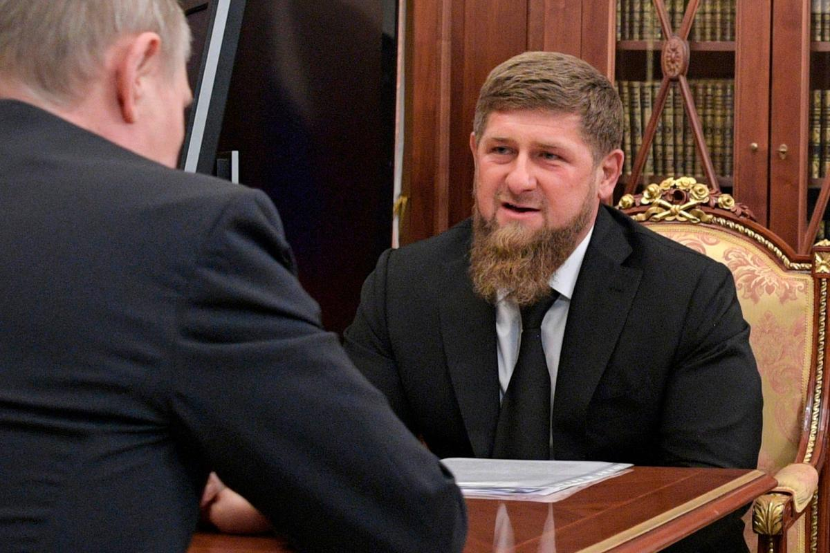 Chechnya's leader Ramzan Kadyrov met with Russian President Vladimir Putin at the Kremlin in April and denied reports that gay men were being targeted or mistreated.