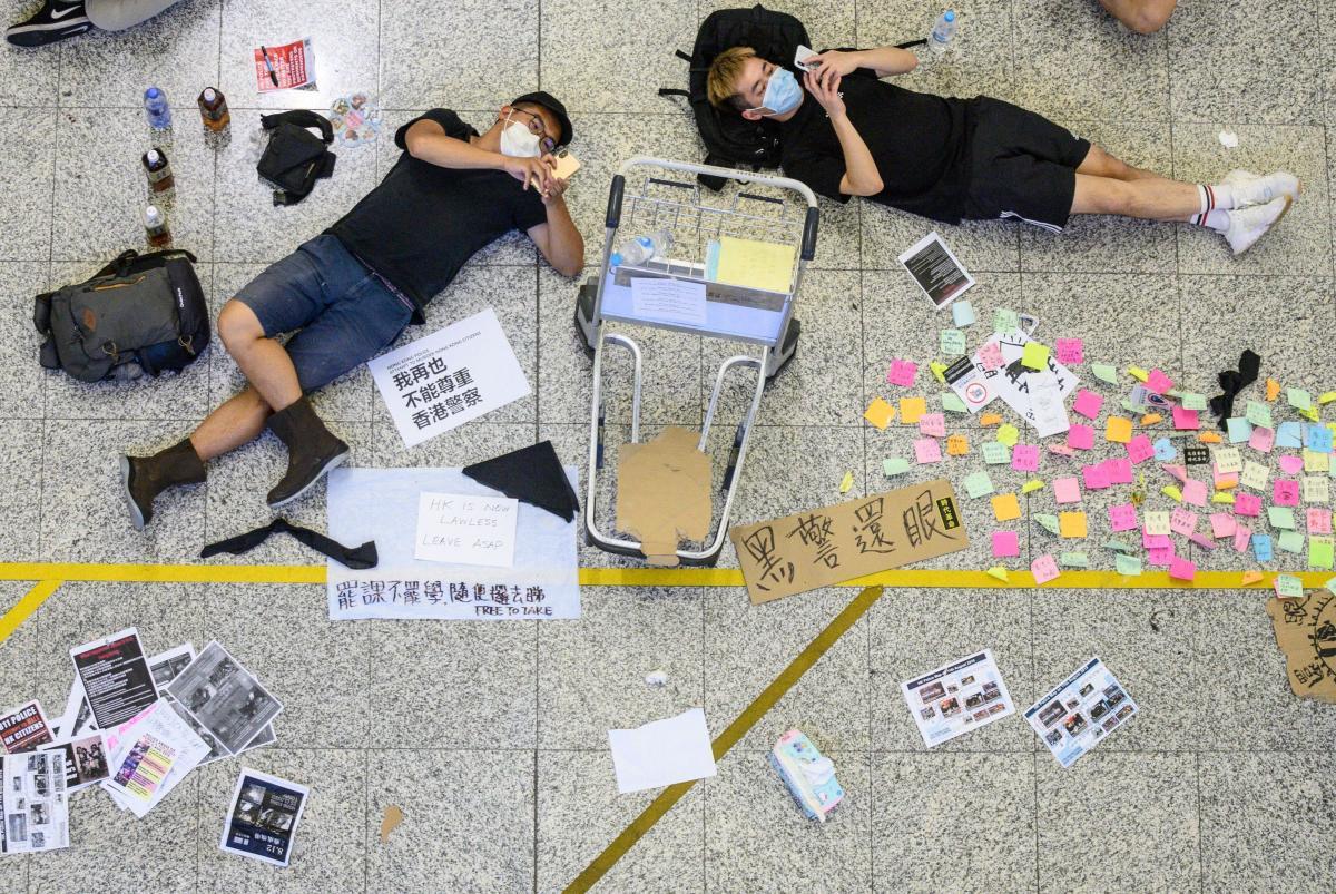 hong kong protests - photo #36