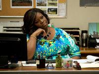 Retta as office manager Donna Meagle on NBC's Parks and Recreation.