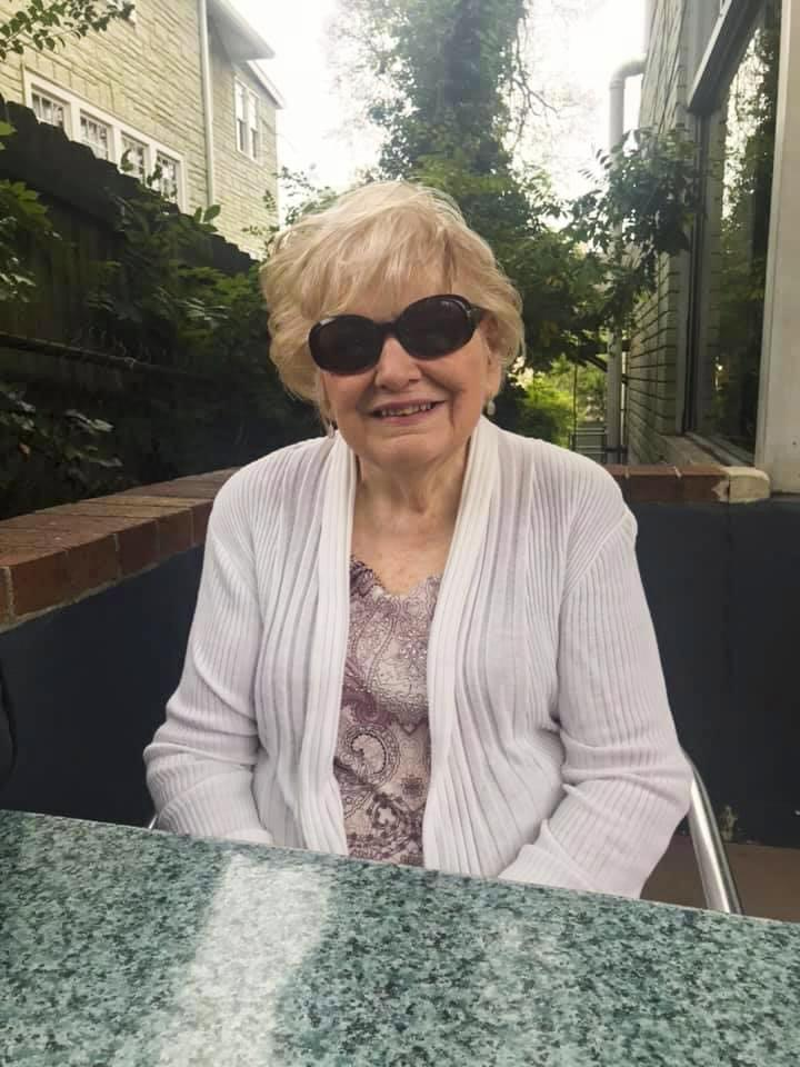 """Joan Beaubien of Conyers, Ga., died on Nov. 18, 2020. """"When I think that in the three months since she's passed away that it's been double the amount of deaths, I'm blown away by that,"""" says her daughter Cherie Johnson."""
