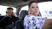 "Pam Brooks and Nick Broomfield drove through South Los Angeles, talking to residents about the ""Grim Sleeper."""