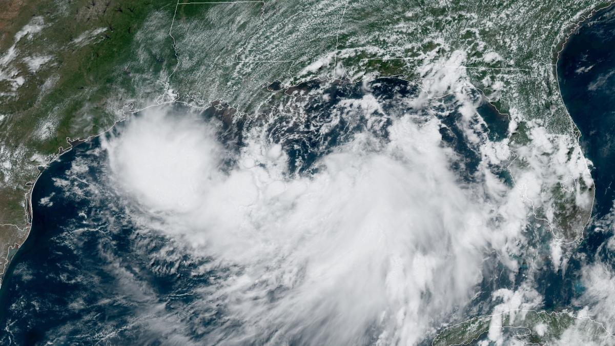 Tropical Storm Barry is predicted to strengthen into a hurricane, but its slow pace and heavy rains will likely pose the greatest risk to people living along the Gulf Coast and inland areas, forecasters say.