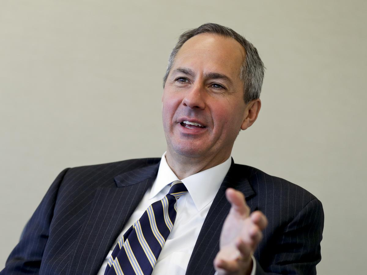 Judge Thomas Hardiman was the runner-up to Neil Gorsuch for the Supreme Court vacancy last year.