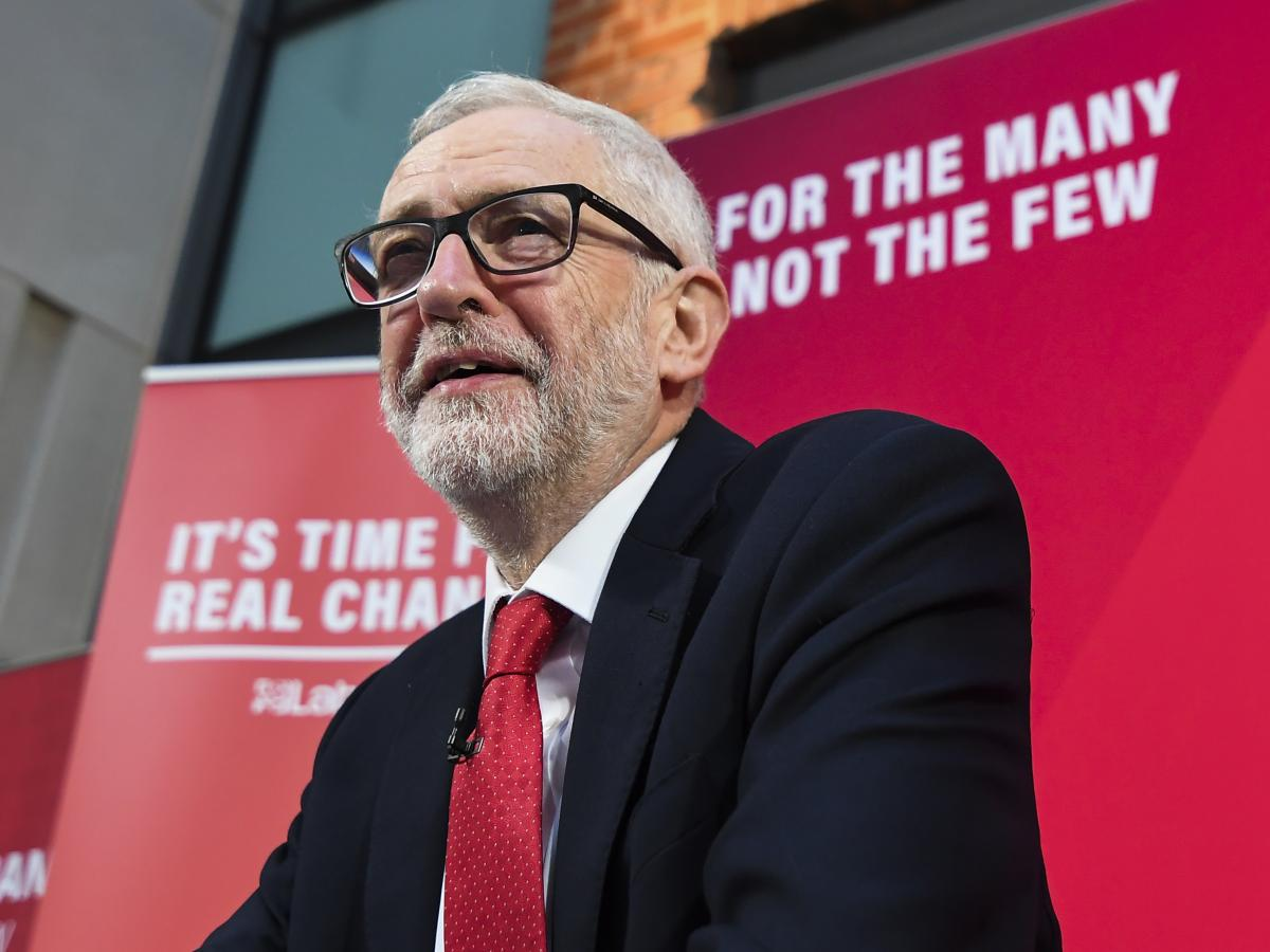 Britain's Labour Party leader Jeremy Corbyn has refused to take a side on Brexit.