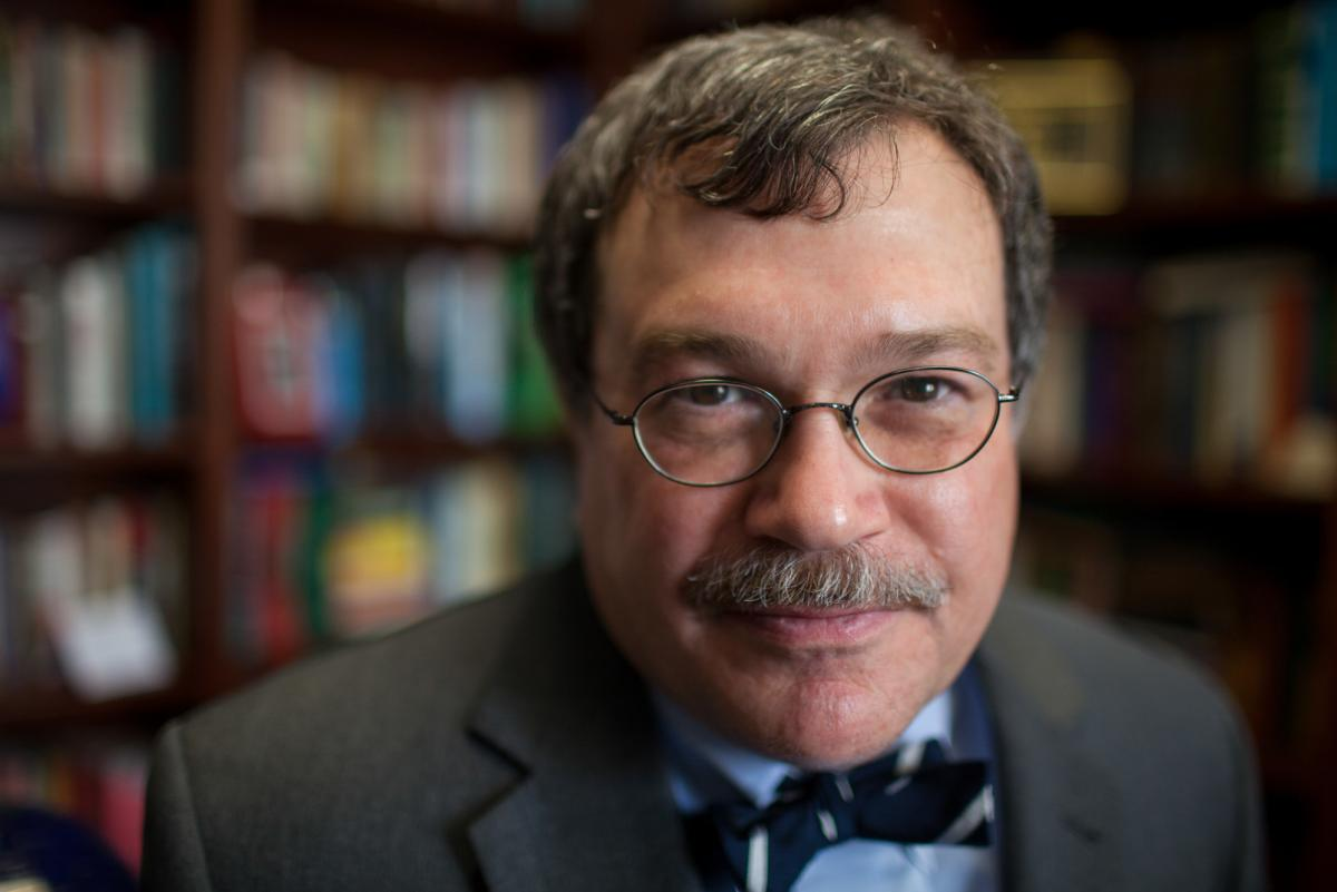 """Dr. Peter Hotez is co-director of the Center for Vaccine Development at Texas Children's Hospital. Some people in the global health sector call him """"Bono with a bow tie."""""""