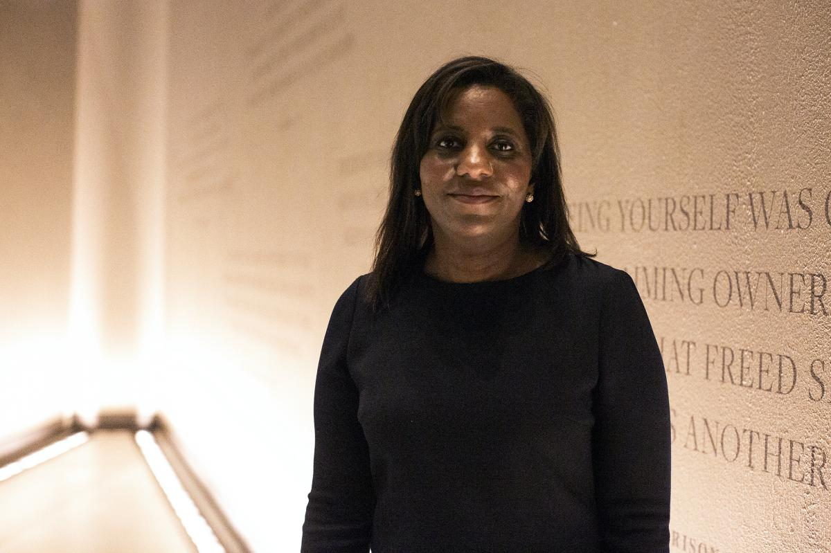 Dwandalyn Reece is the Curator of Music and Performing Arts at the National Museum of African-American History and Culture in Washington, D.C.