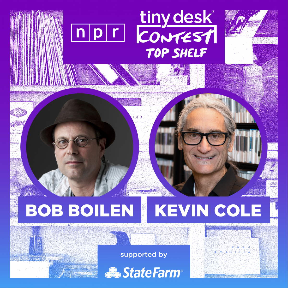 Tiny Desk Contest Top Shelf: Kevin Cole