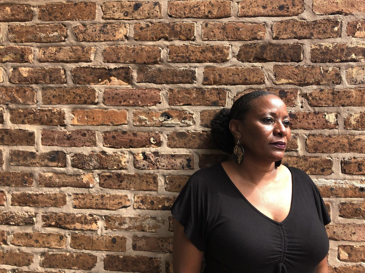 """Tasha Williams, a leading voice in the campaign to move the statue, says, """"Racial tensions and division in the county are at an all-time high, and it's growing."""""""