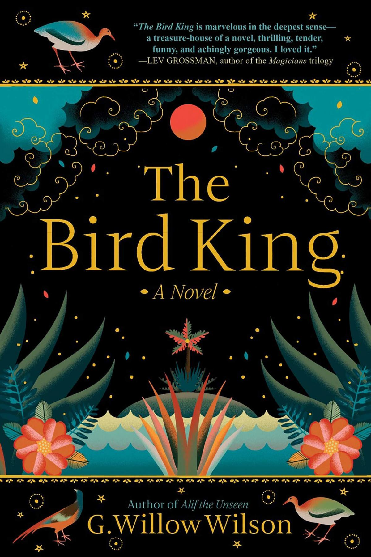 The Bird King, by G. Willow Wilson