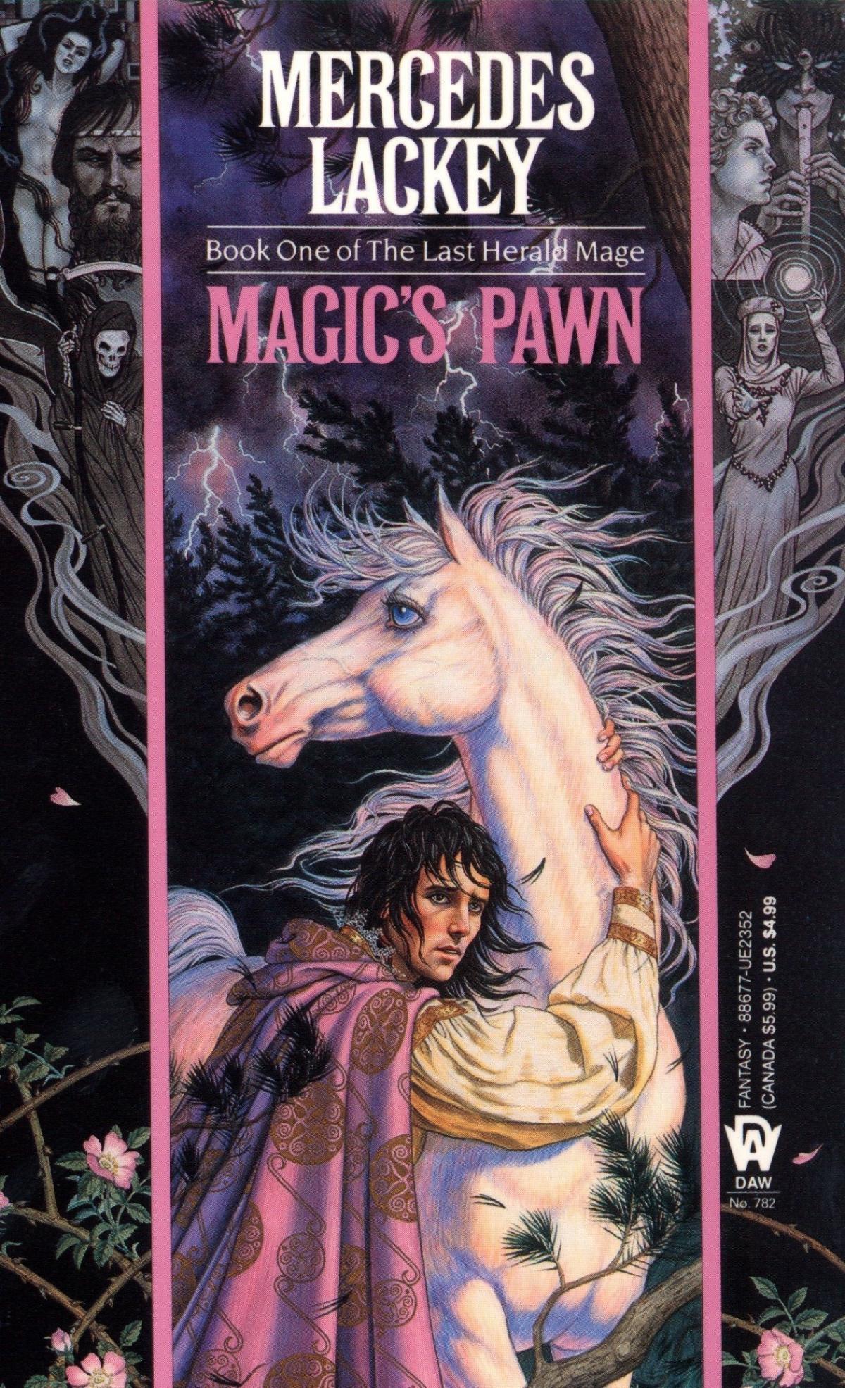 Magic's Pawn, by Mercedes Lackey