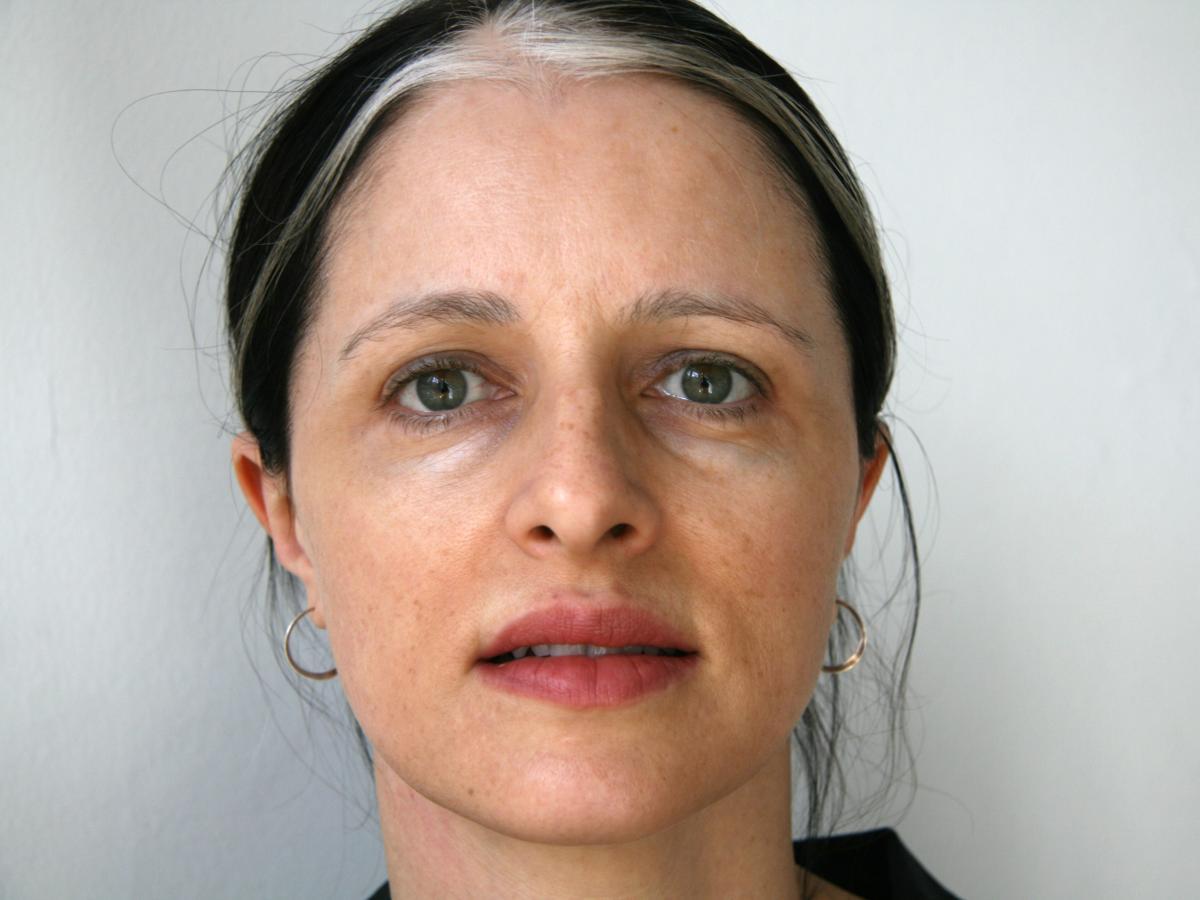 Author Larissa MacFarquhar