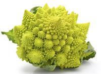 Sea urchin? Nope. Romanesco, a type of cauliflower.