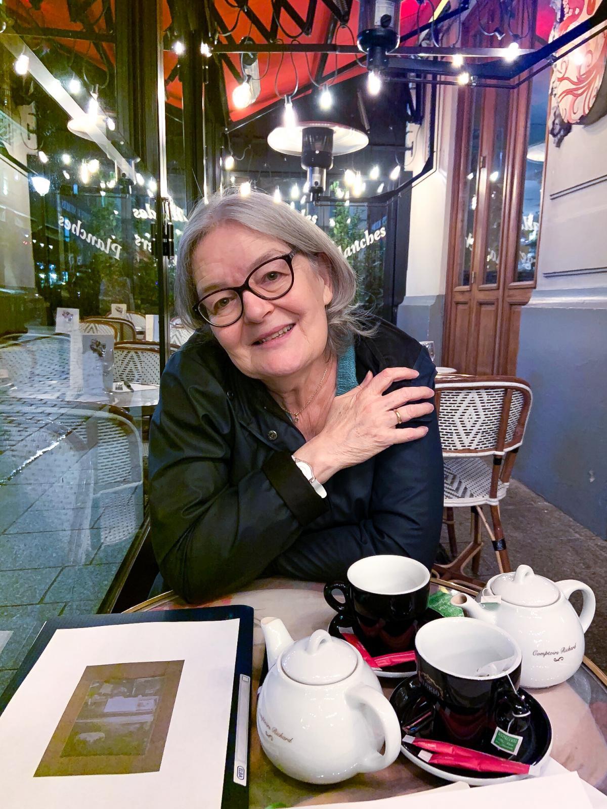 French archivist Caroline Piketty