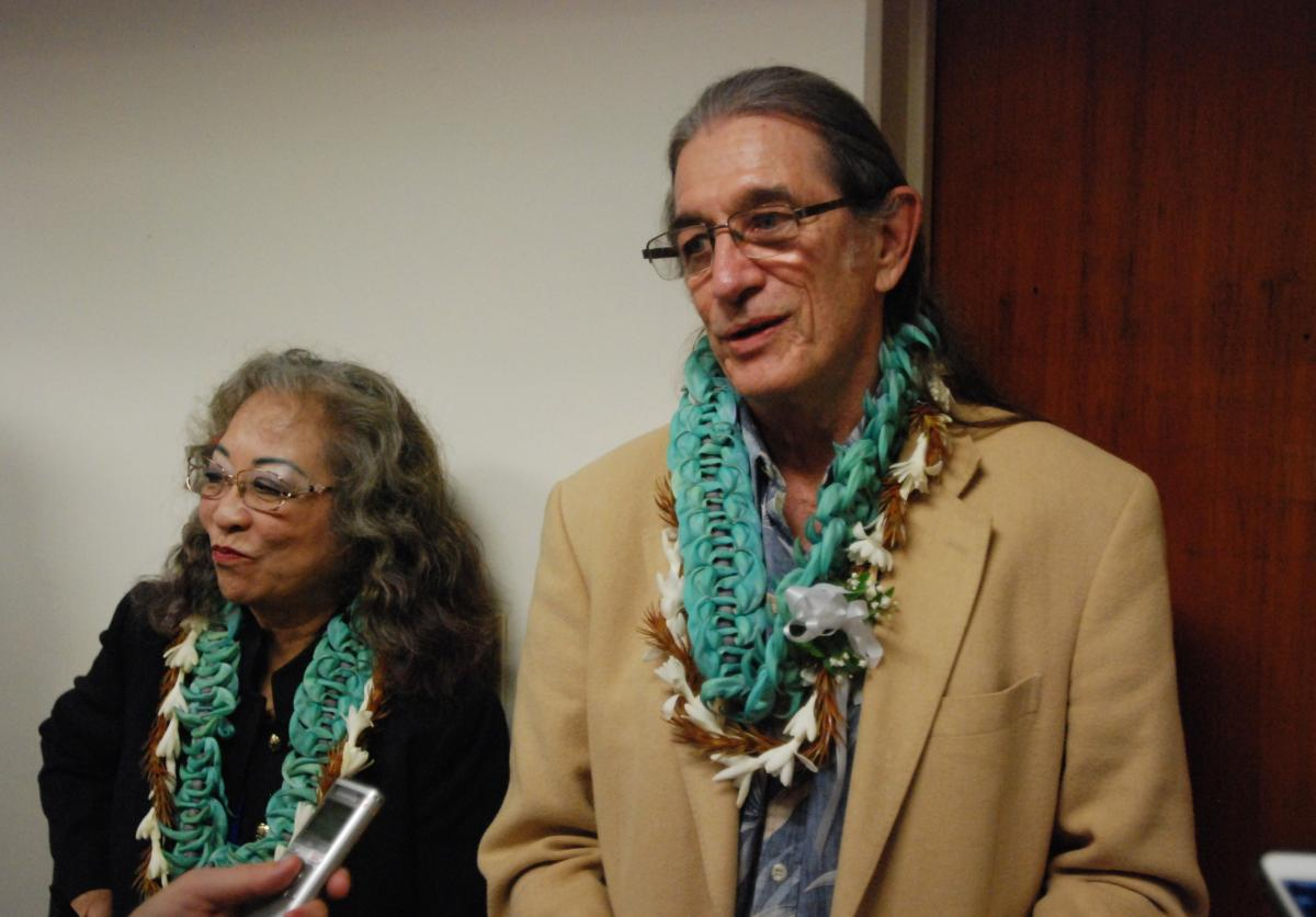 Hawaii elector David Mulinix cast a vote for Bernie Sanders in the 2016 Electoral College. He was required by law to vote for Hillary Clinton.