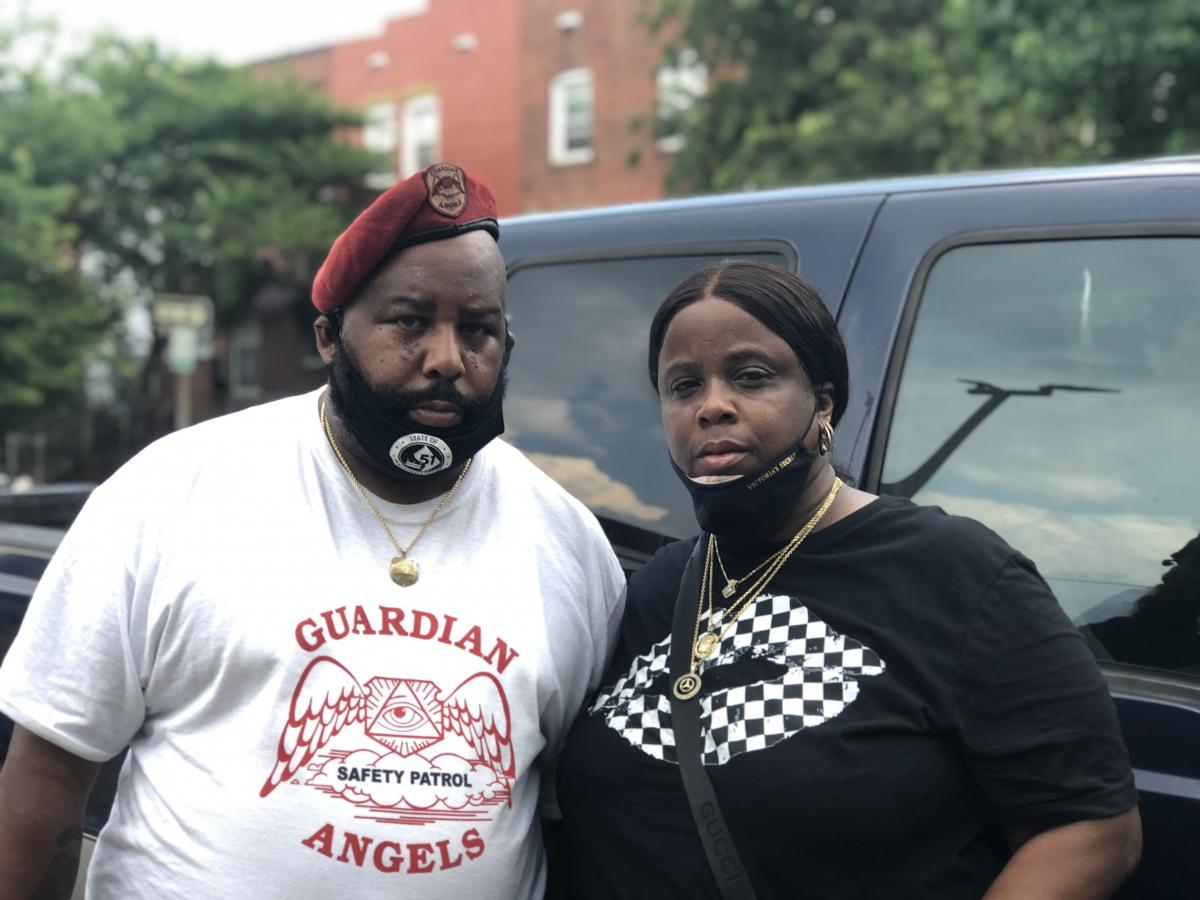 "John and Wanda Ayala are devastated by their grandson's death. ""This is ridiculous,"" John Ayala says. ""Our babies are being gunned down, this has got to stop."""