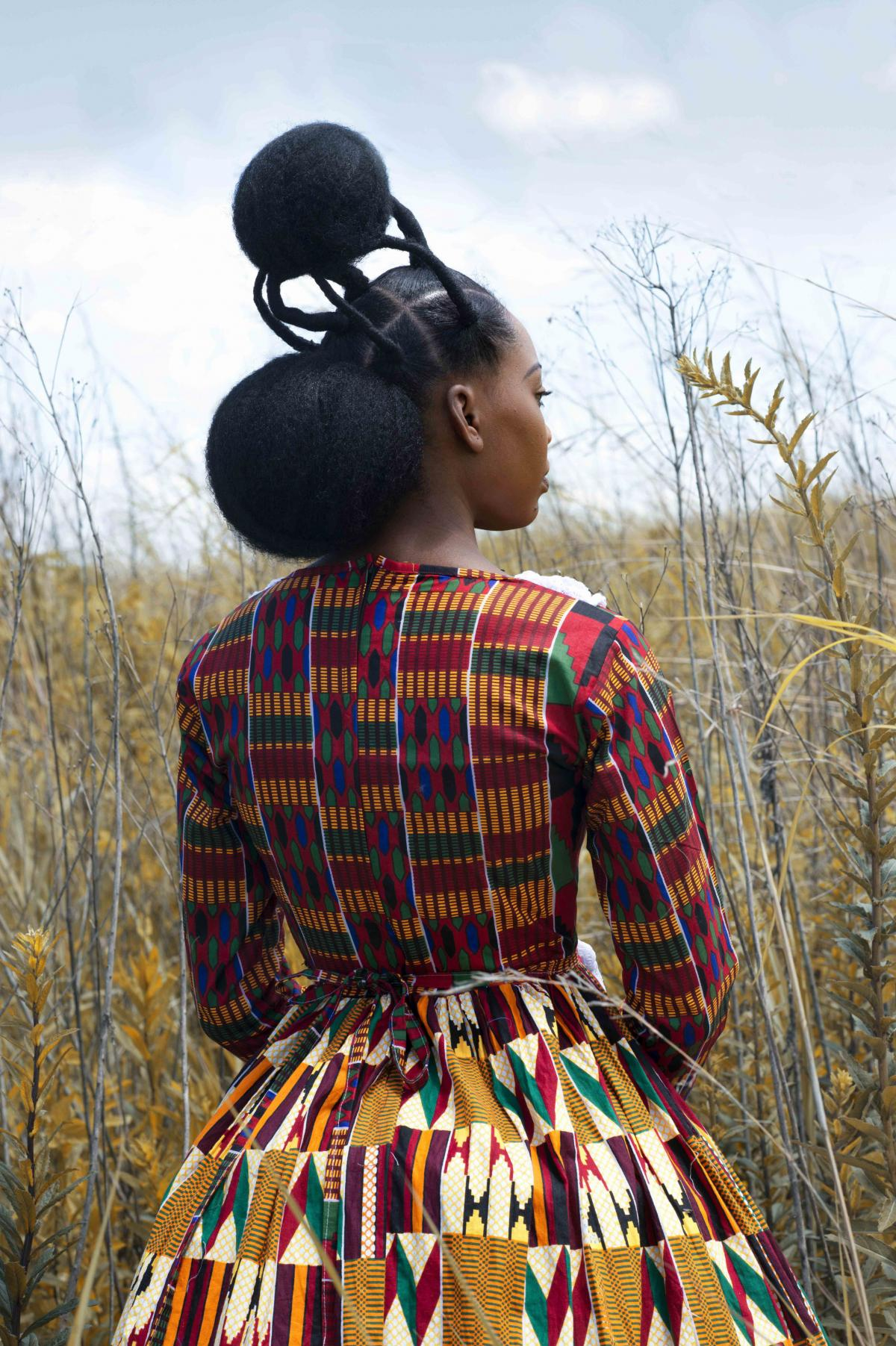 Body As An Archive. Zimbabwean artist Tamary Kudita designed unique garments — part Victorian, part African — to focus on the impact of colonialism.