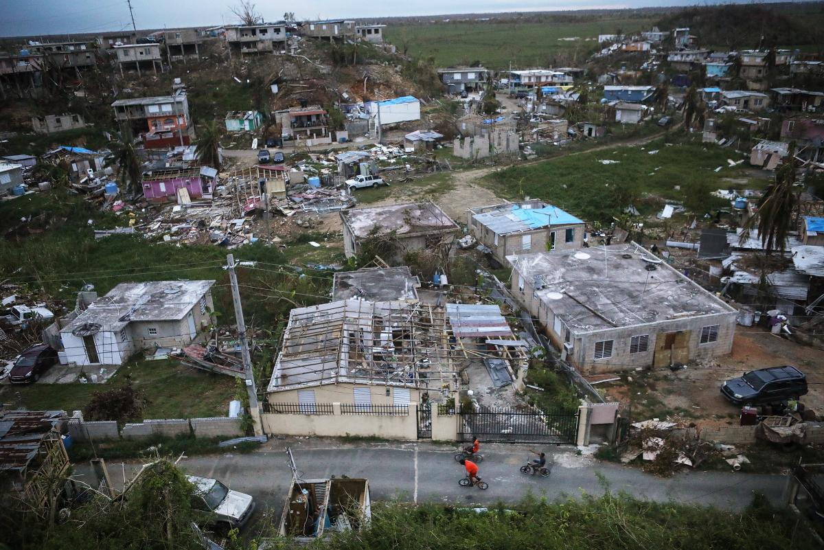 Hurricane Maria damaged hundreds of thousands of homes in Puerto Rico in 2017, including in San Isidro. Many residents struggled to rebuild. Low-income disaster survivors are less likely to receive some type of crucial housing assistance from the Federal