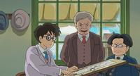 Hayao Miyazaki's The Wind Rises spans 30 years and centers on a young man who dreams of designing the perfect airplane in the early 1930s.