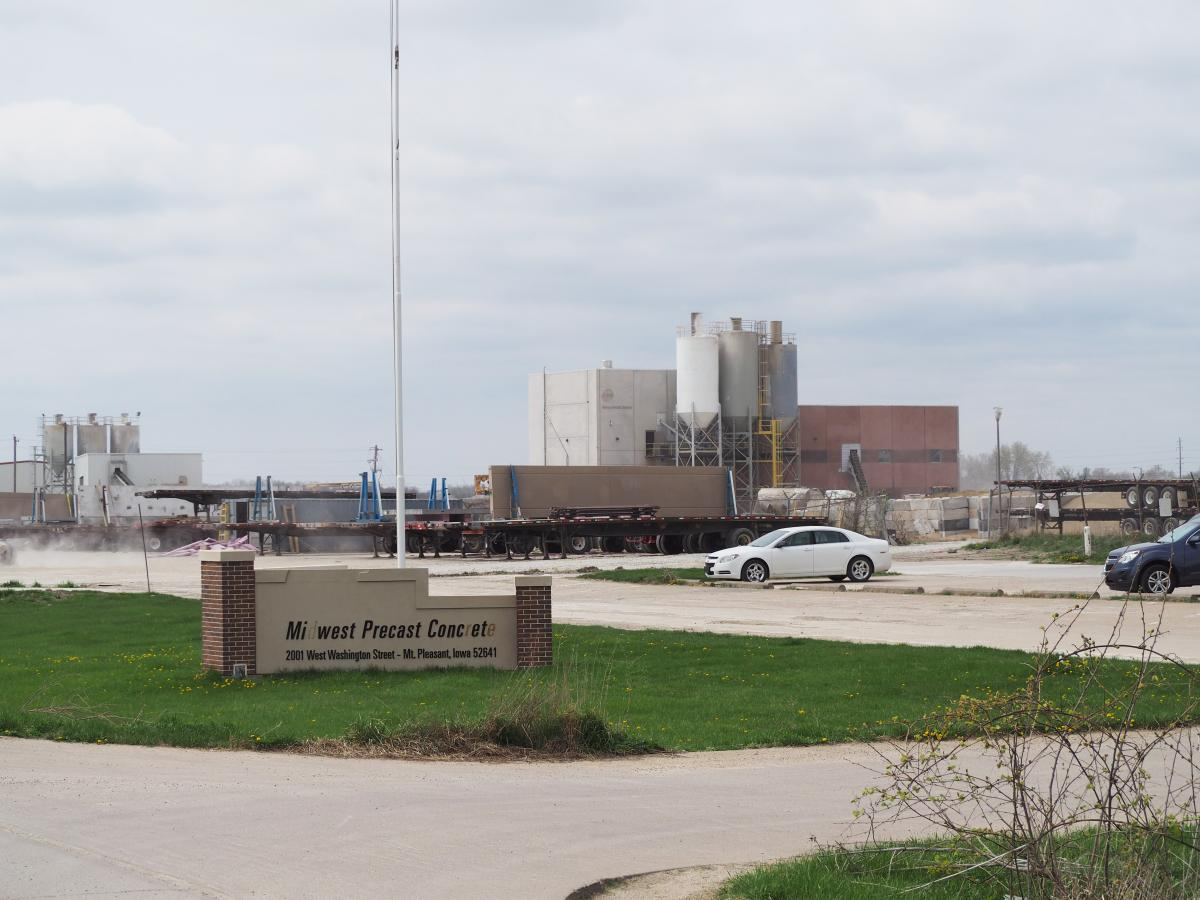 On May 9, 2018, agents from U.S. Immigration and Customs Enforcement swept into Midwest Precast Concrete and arrested 32 men from Mexico and Central America who were working illegally.