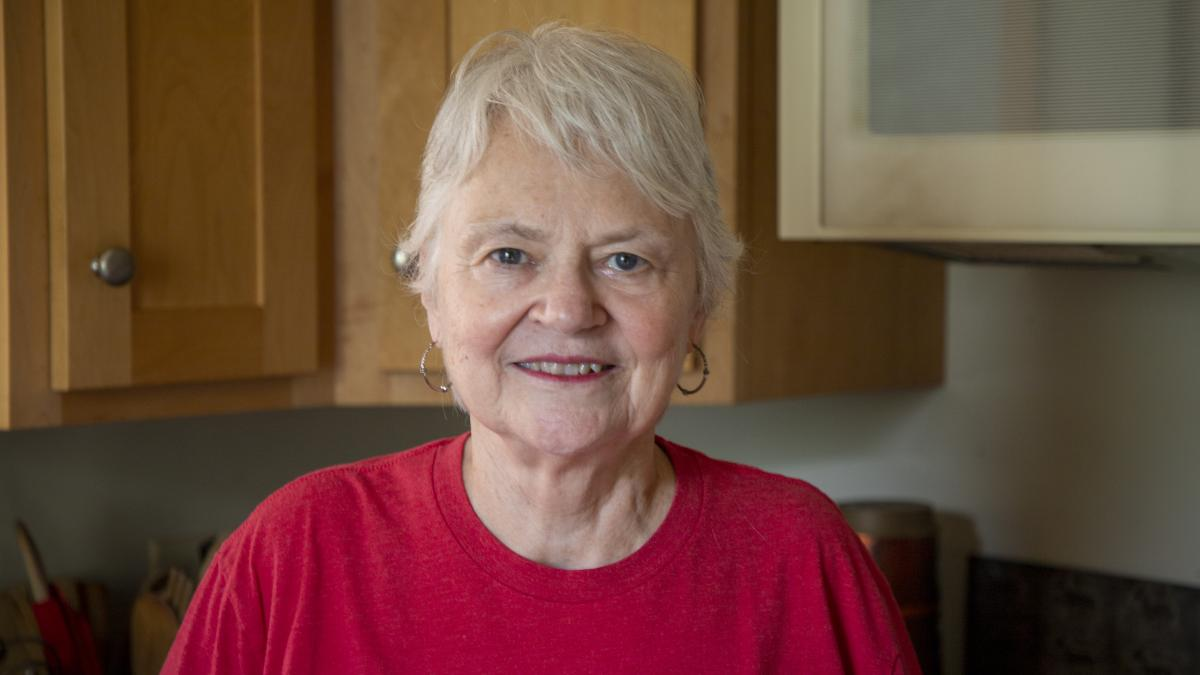 Pat Copley is not excited to vote for the presumptive Democratic nominee, Joe Biden. But she is eager for Donald Trump to be a one-term president.