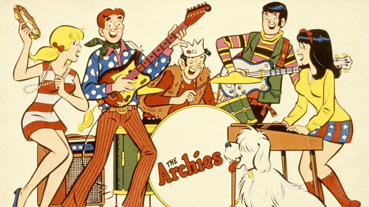 The Archies is not only the first fictitious band to reach No. 1 on the Billboard charts in the U.S., but is also the only group to reach such heights without ever performing the song live onstage.