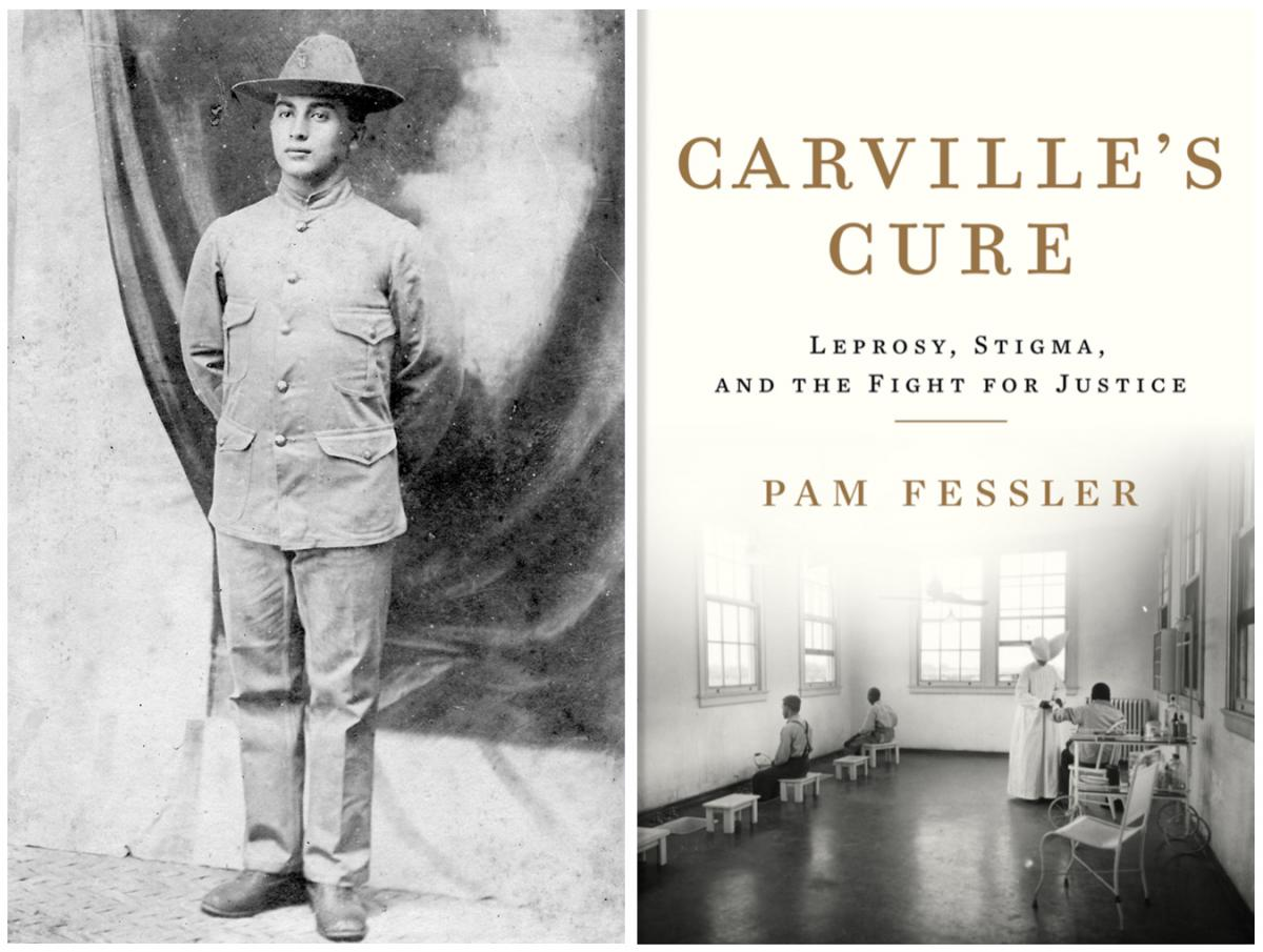 Morris Koll, grandfather of NPR correspondent Pam Fessler's husband, enlisted in the U.S. Army and was sent to the Philippines in 1902. That's when he contracted leprosy. In 1935, public health authorities took him to the national leprosarium in Carville,