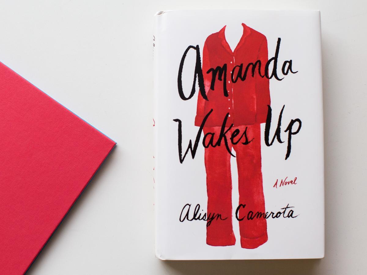 A Veteran TV News Anchor Pens A Prescient Novel In \'Amanda Wakes Up ...