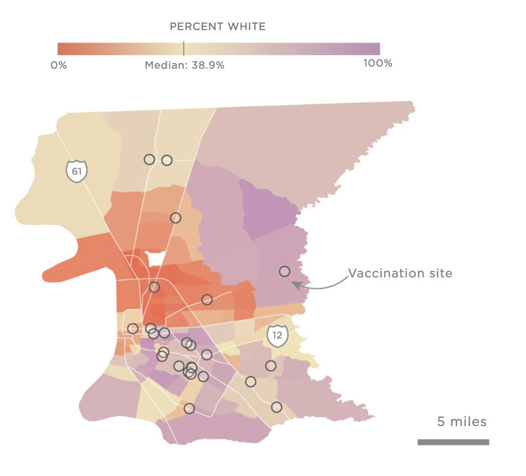 map of Baton Rouge