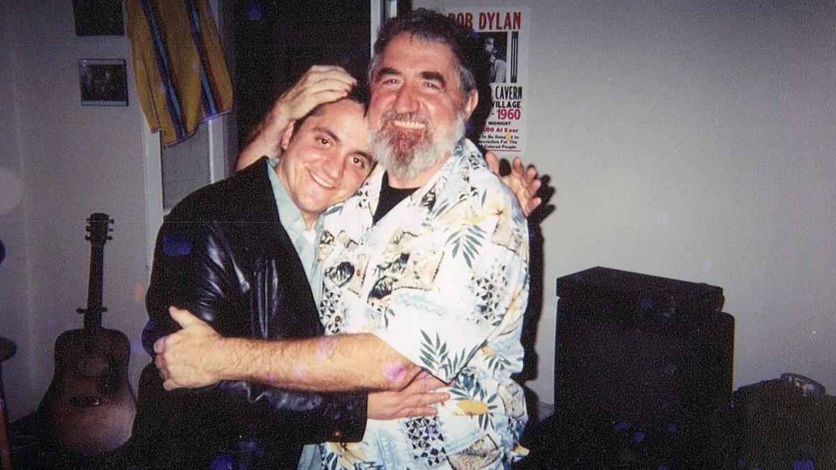 """Ben Falcone's advice for fathers is """"love your kids and show up."""" His dad, Steve, says, """"Don't sweat the small stuff."""""""