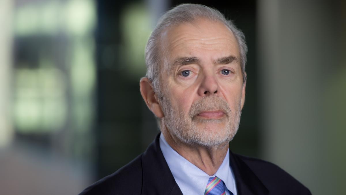 Andy Kohut led the Pew Research Center from 2004-2012 and was on NPR's air for decades.