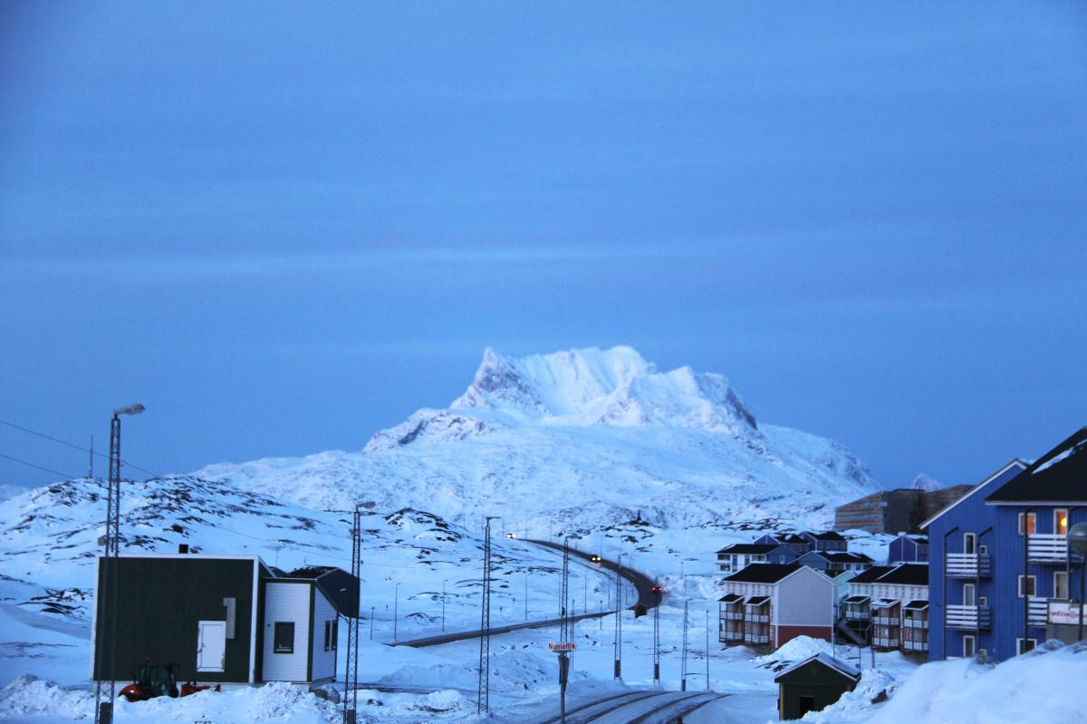 Nuuk, Greenland's capital, hosted about 2,000 people for this year's Arctic Winter Games. It was the biggest event ever held in Greenland.