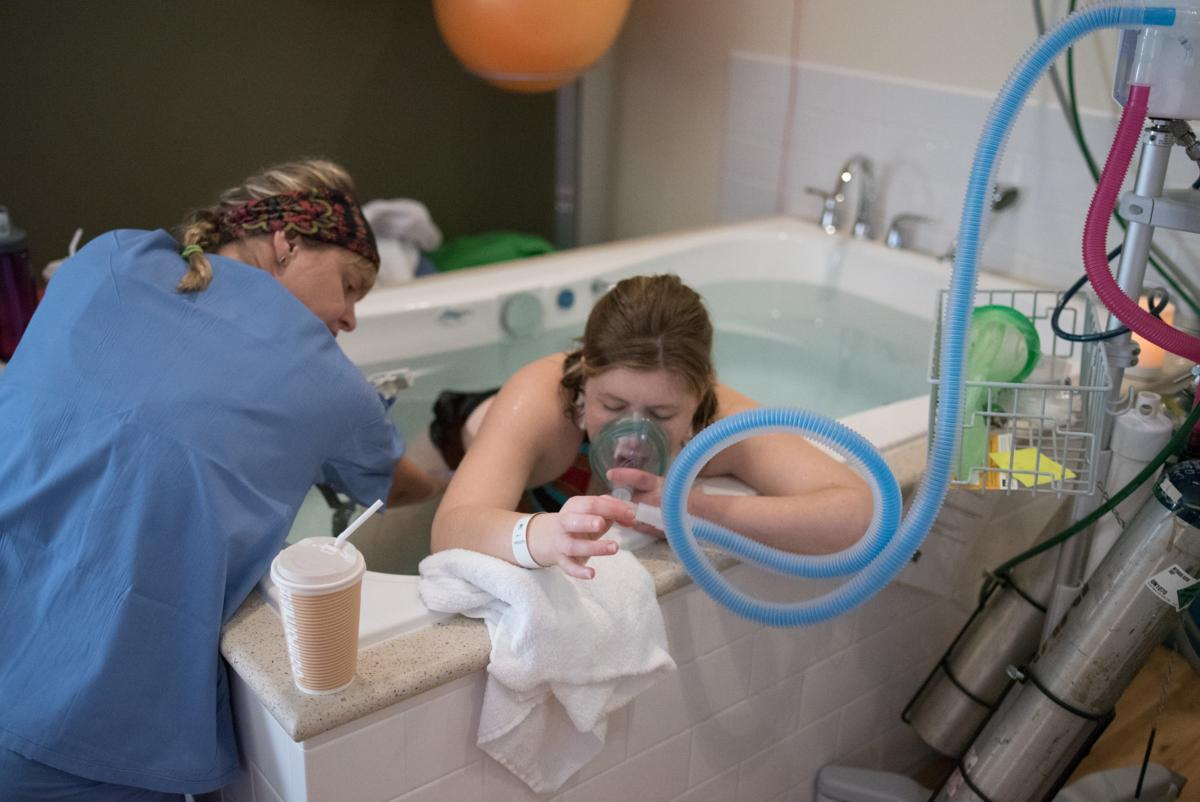 Charges for nitrous oxide during labor and delivery haven't been standardized.