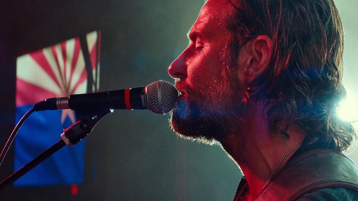 Bradley Cooper plays musician Jackson Maine in A Star Is Born. In addition to playing the male protagonist, Cooper is making his directorial debut.