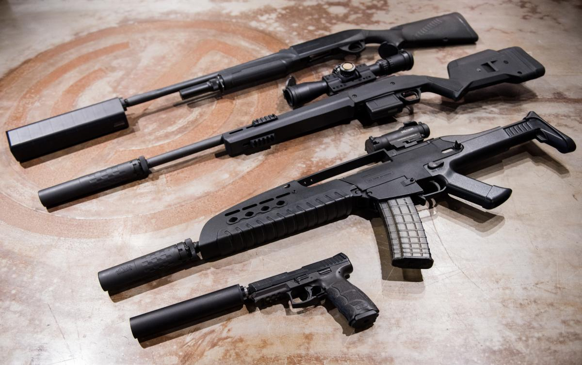 Legislation would loosen restrictions on gun suppressors, with proponents saying quieter guns protect shooters' hearing. But opponents say easier-to-get silencers are a risk to the public.