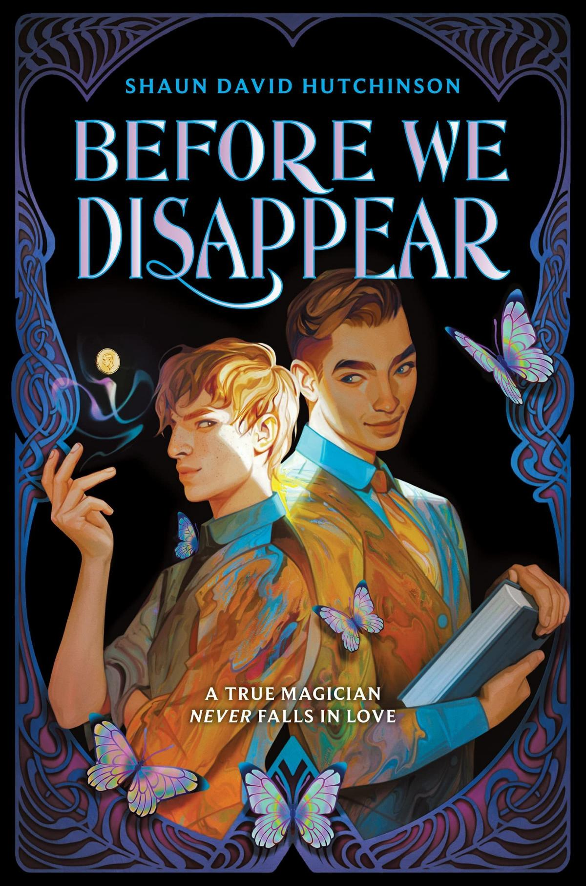 Before We Disappear, by Shaun David Hutchinson