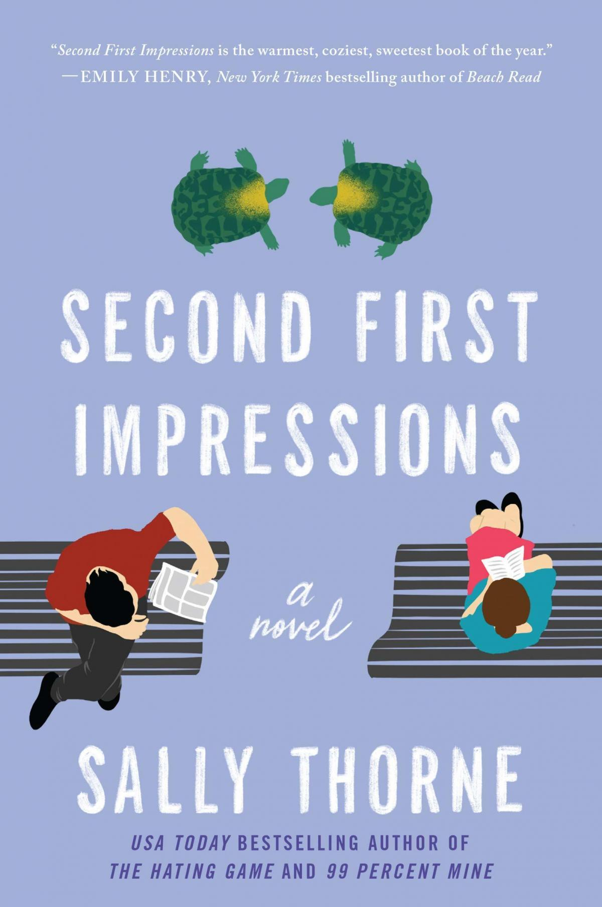 Second First Impressions, by Sally Thorne