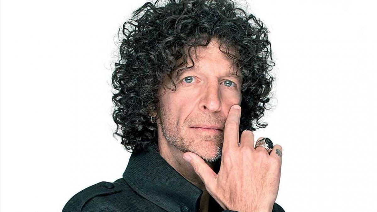 Cover detail of Howard Stern Comes Again