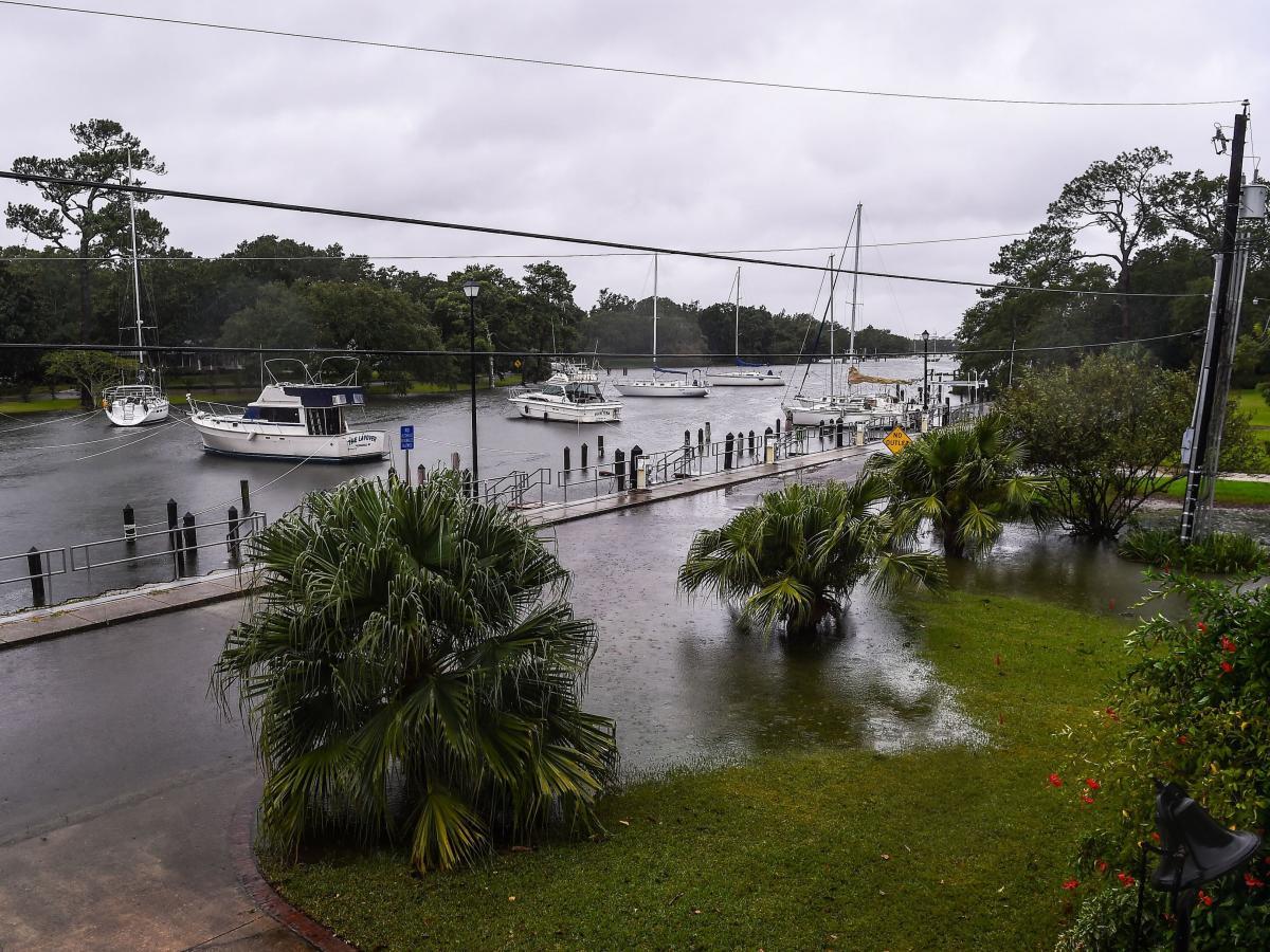 Hurricane Sally Is Bringing 'History-Making' Rains To Gulf ...Hurricane Sally Track