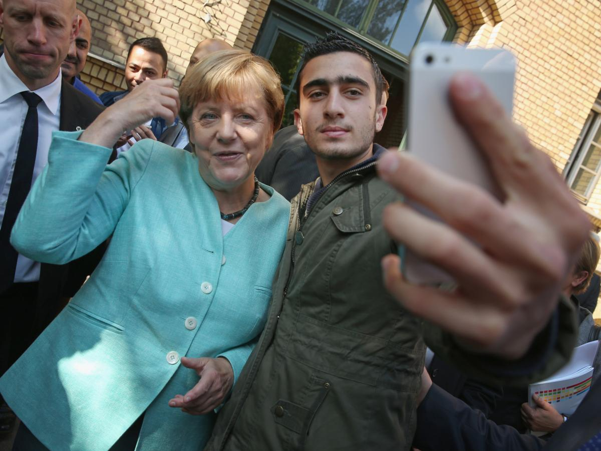 Anas Modamani, a refugee from Syria who posed for a selfie with German Chancellor Angela Merkel in 2015, sued Facebook after his photo was shared in posts falsely accusing him of being a criminal and terrorist. This week, he lost his case in court. Some l