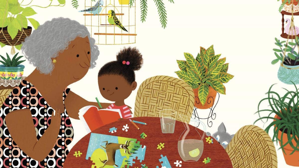In Islandborn, Lola asks her grandmother what she remembers most about the Dominican Republic.