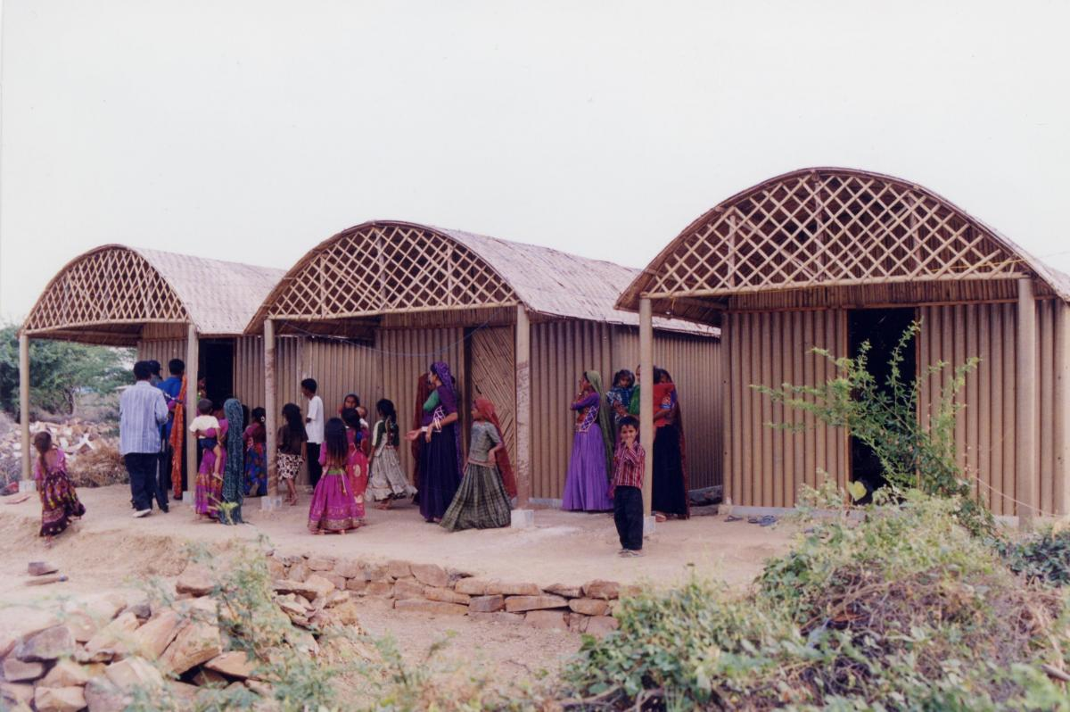 12 Disaster Relief Projects by Shigeru Ban Architects