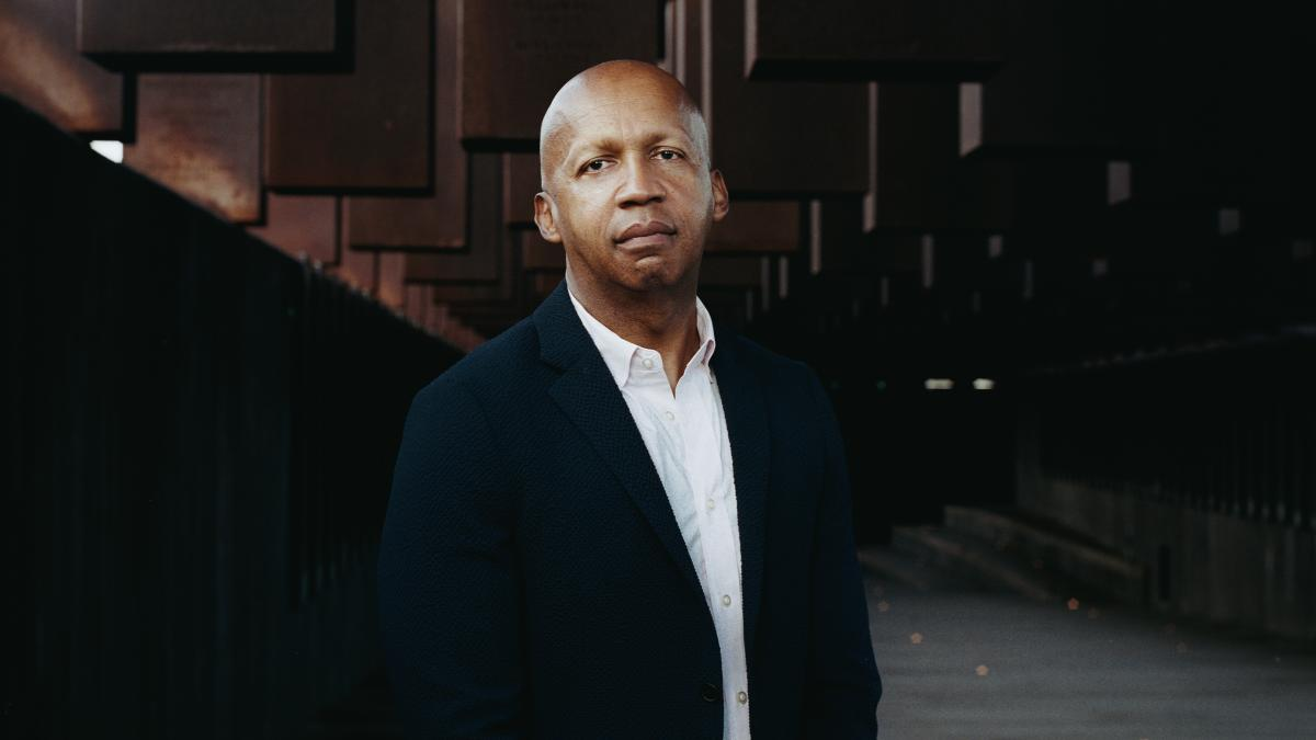 Bryan Stevenson is the author of the memoir Just Mercy, which was recently adapted into a film starring Michael B. Jordan.