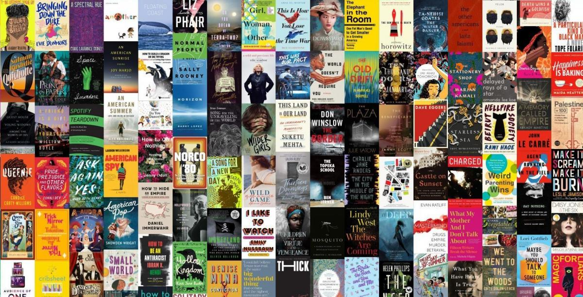 NPR's Book Concierge returns with 380+ new books handpicked by NPR staff and critics — including recommendations from Maureen Corrigan and Fresh Air staffers Seth Kelley, Kayla Lattimore and Molly Seavy-Nesper. Click to find your next great read.