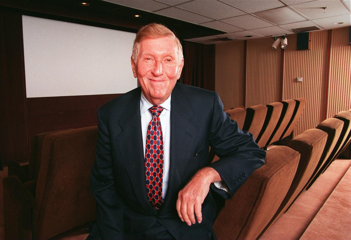 When Redstone was about 30, he went to work for his father who owned a few drive-in theaters in New England. He eventually turned his father's business, National Amusements, into a national theater chain.